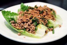 Harold Dieterle & Alicia Nosenzo's Thai restaurant in the West Village, KIN SHOP. Delicious!