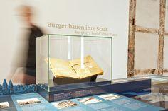 »UNESCO Welt-Erbe-Haus Wismar« die Dauerausstellung.