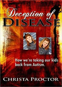 If you or someone you know is dealing with Autism, you need this book from my friend!