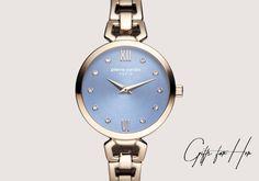 Γυναικείο ρολόι χειρός - TASOULIS JEWELLERY -για τη φίλη και κουμπάρα της νύφης.  Δείτε το στο www.GamosPortal.gr Gold Watch, Watches, Accessories, Jewelry, Jewlery, Wristwatches, Jewerly, Schmuck, Clocks