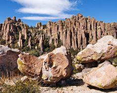 Chiricahua National Monument, near Tucson, AZ