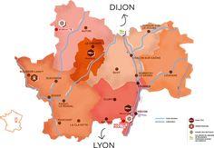 Accueil   Destination Saône et Loire Destinations, Interactive Map, Map Design, Maps, Diagram, Movie Posters, Places To Travel, Viajes, Cards