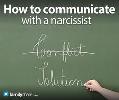 If you find yourself co-parenting with a narcissist, the no engagement rule has to be altered to limited engagement.