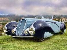 1937 Delahaye 135 M Cabriolet Figoni Falaschi