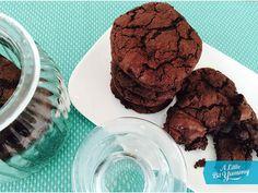 Dark Chocolate Chunk Cookies | A Little Bit Yummy