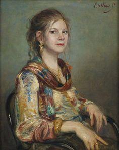 Cornelis le Mair - Portret Ilona #2