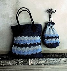 Classic Crochet the Modern WayTove Fevang Crochet, Classic, Modern, Bags, Fashion, Derby, Handbags, Moda, Trendy Tree