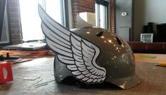 Picture of DIY Hermes Helmet