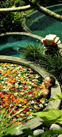 Rendezvous ◆ Relaxation at spa in bali ubud ◆♔LadyLuxury♔