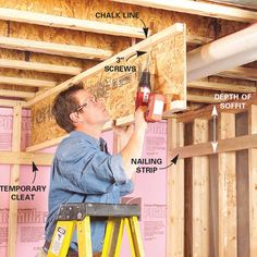 With special framing and insulating techniques, your basement can be as comfortable as any other room in your home. Find out more about insulating basement walls and framing basement walls here. Insulating Basement Walls, Framing Basement Walls, Basement Insulation, Basement Flooring, Flooring Ideas, Basement Ceilings, Wall Insulation, Paneling Ideas, Basement Windows