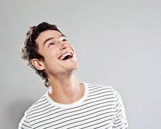 Did you know that avoiding sugary foods can help you go down in weight? Neither did I but now I do, read this article to find out more. Lose Weight In Your Face, Ways To Lose Weight, Man Looking Up, Studio Shoot, Gray Background, Young Man, Image Collection, Royalty Free Images, How To Find Out