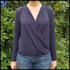 Meine Bewertung: ✔ Schöne lockere Bluse, vorn kurz & hinten länger ★ gesamte…