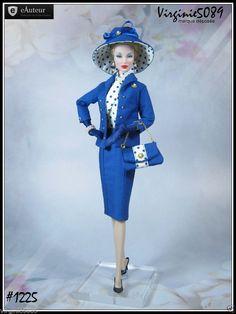 Tenue Outfit Accessoires Pour Fashion Royalty Barbie Silkstone Vintage 1225   eBay