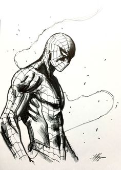 Spider-Man by Gabriele Dell'Otto * - Visit to grab an amazing super hero shirt now on sale!