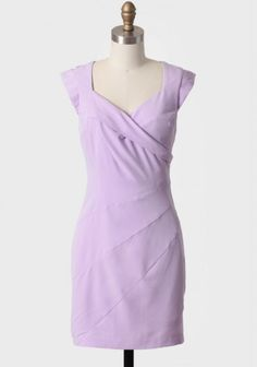 Elegant Musings Structured Dress by Ruche. My dress for a May wedding?