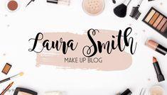 Makeup Blog cover Header Template | PosterMyWall Blog Header Design, Class Projects, Makeup Blog, Design Templates, Save Yourself, Your Design, Cover, School Projects