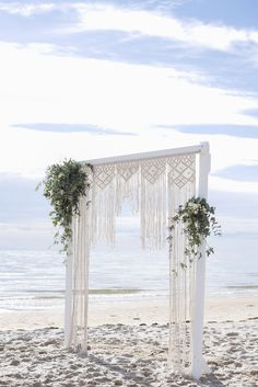 Macrame Arbor by A Day to Remember Event Hire