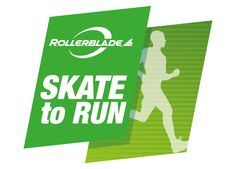 """Skate to Run – Inline skating makes you a better runner"" Inline Skating, Skate, Make It Yourself, Running, Logos, How To Make, Roller Blading, Keep Running, Logo"