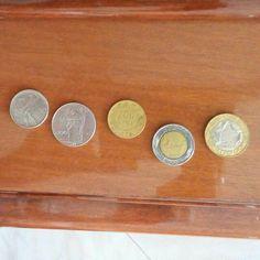 LOTTO DI MONETE ✅ CARA VECCHIA LIRA   Moneta da 50 lire del 1989 -- Moneta da 100 lire del 1977 -- Moneta da 200 lire del 1978 -- Moneta da 500 lire del 1989 --  Moneta da 1000 lire del 1997 --   Valuto offerte ✌  #MONETA #LIRA #NUMISMATICA #CARAVECCHIALIRA #VINTAGE #COLLEZIONE #TEMPID'ORO