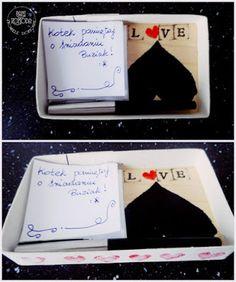 pudełko na wiadomości