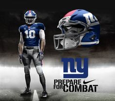 A https://www.facebook.com/GogelAuto RePin - NY Giants - Prepare for Combat Please stop by and like us on FB! Gogel Auto Sales, Rt10, East Hanover. https://www.facebook.com/GogelAuto