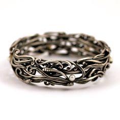 Five senses bracelet by Agnieszka Hopkowicz