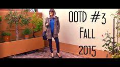 OOTD fall 3 2015 | MICHELA ismyname ♥