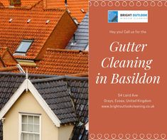 Bright Outlook Cleaning Is Leaders In Gutter Basildon Conservatory Company Exterior Washing Window Cleaner