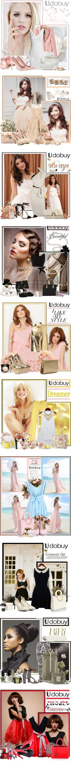 """UDOBUY¤1¤"" by sneky ❤ liked on Polyvore"