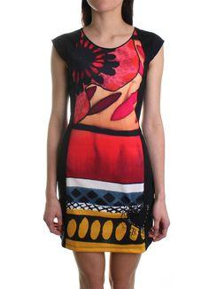 Michelle's Ruidoso - Desigual Juana Dress, $121.00 (http://www.michellesruidoso.com/desigual-juana-dress/)
