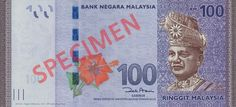 The magnificent beauty of Malaysia's two prominent natural wonders, declared 'World Heritage Sites' by the United Nations Educational, Scientific and Cultural Organization (UNESCO) are portrayed on the RM100 banknote.  Find our more at http://www.bnm.gov.my/microsites/2011/banknotes/index.htm