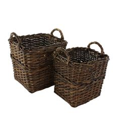 Toy Basket With Our Square Wicker Storage Basket You Need Look No