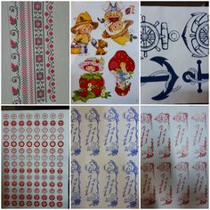 Imprimeuri pentru hainute de copii, coala are dimensiunea de 25/35cm si costa 3 lei. Lei, Alexander Mcqueen Scarf, Cards, Map, Playing Cards, Maps
