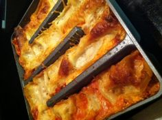 Wasn't sure about the all edge lasagna pan but must say...LOVE IT!!