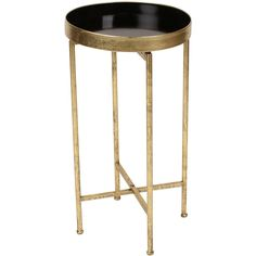 Deliah End Table ($60) ❤ liked on Polyvore featuring home, furniture, tables and accent tables