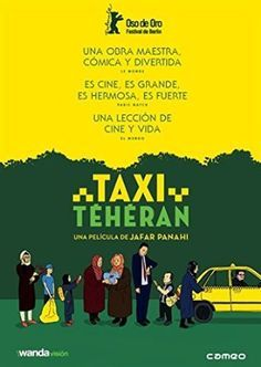 Directed by Jafar Panahi. With Jafar Panahi. Jafar Panahi is banned from making movies by the Iranian government, he poses as a taxi driver and makes a movie about social challenges in Iran. Films Cinema, Cinema Posters, Movie Posters, Film D'animation, Film Movie, Internet Movies, Movies Online, Film Online, Festivals