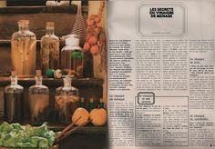 Les secrets du vinaigre de ménage
