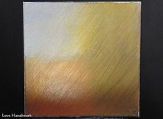 Silver Gold Copper & Bronze Abstract Square by LoveHandyWork Abstract Paintings, Metallic, Copper, Bronze, Etsy Shop, Silver, Gold, Art, Art Background