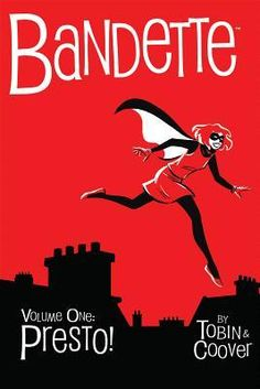 The world's greatest thief is a costumed teen burglar in swinging Paris by the nome d'arte of Bandette. Gleefully plying her skills on either side of the law, Bandette is a thorn in the sides of both police inspector Belgique and the criminal underworld. But it's not all breaking hearts and purloining masterpieces when a rival thief discovers that an international criminal organization wants Bandette dead.