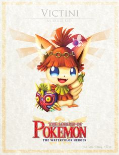"Victini - pxlbyte: "" The Legend of Pokemon Graphic designer David Pilatowsky is the man behind these Pokemon - Legend of Zelda mashups. These were of my favourites, you can find the multi-part gallery here. Pixel Pokemon, Les Pokemon, Pokemon Fan Art, Cool Pokemon, Pokemon Sets, Digimon, Game Design, Pokemon Mignon, Sailor Moon"