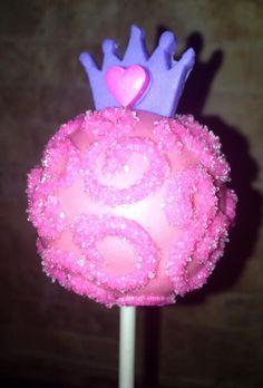 Princess Cake Pops www.facebook.com/FriscoCakePopShop