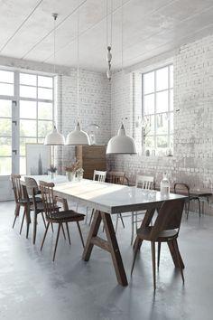 CGarchitect - Professional 3D Architectural Visualization User Community | Inspiration - Kitchen Loft
