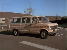 "'78 Ford Econoline ""Leisure Van"""