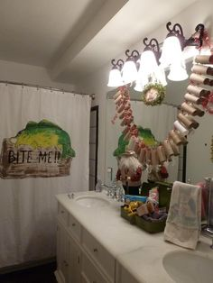 Redneck Christmas decorations!!