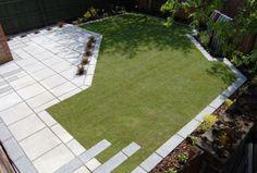A minimal contemporary garden designed by www.roberthughesgardendesign.co.uk