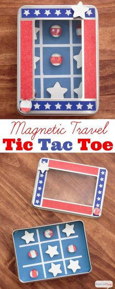 Magnetic Travel Tic