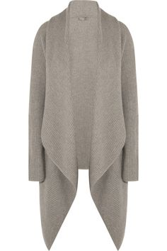 Wool and cashmere cardigan by N.Peal Cashmere