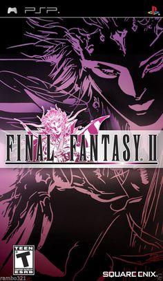 Final Fantasy II  (PlayStation Portable, PSP) By Square-Enix & Squaresoft NEW!