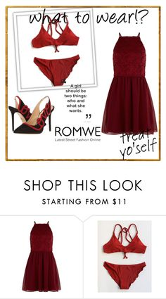 """Untitled #96"" by provincijalkaa ❤ liked on Polyvore featuring New Look and Charlotte Olympia"