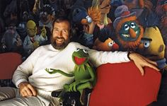 Jim Henson's Fantastic World, a traveling exhibition. missed this. bummer. still just the best.
